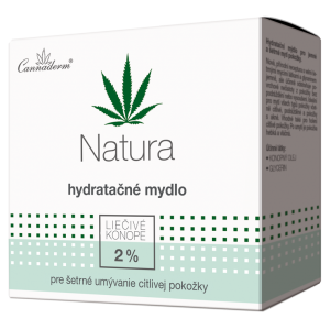 Natura hydratacni mydlo