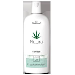 Cannaderm Natura – šampón na