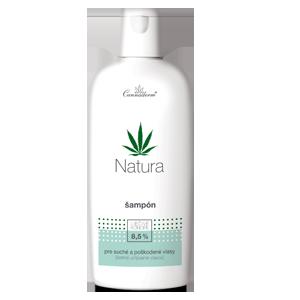 Cannaderm Natura – šampón na suché